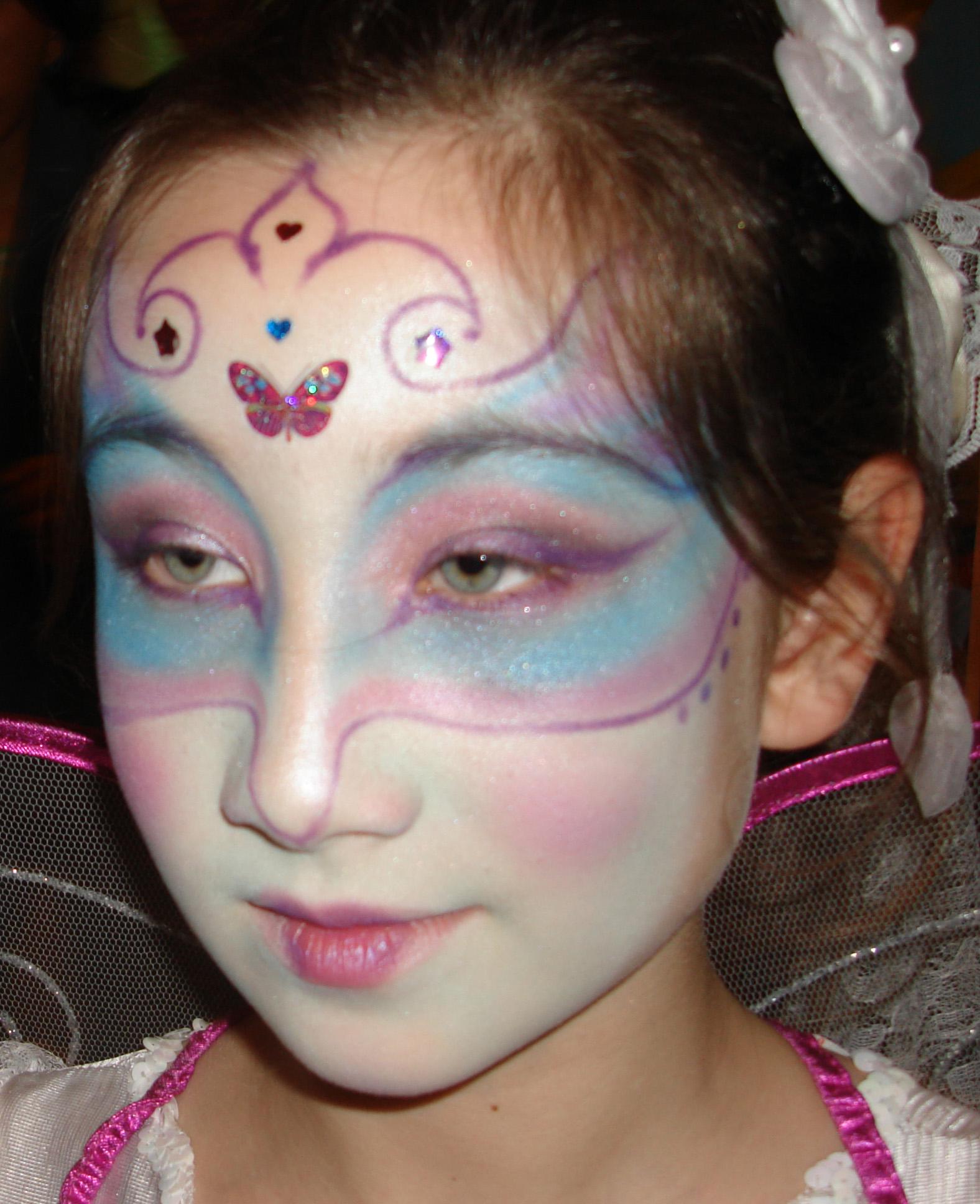 Blysse on Halloween 2007